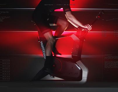 Wattbike Atom Commercial