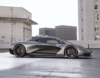 Aston Martin Valhalla | CGI