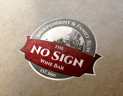 No Sign Wine Bar