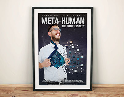 Meta-Human Movie Poster