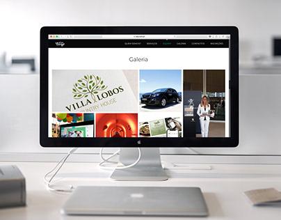 Web Design & Design - wip BRAND ACTIVATION