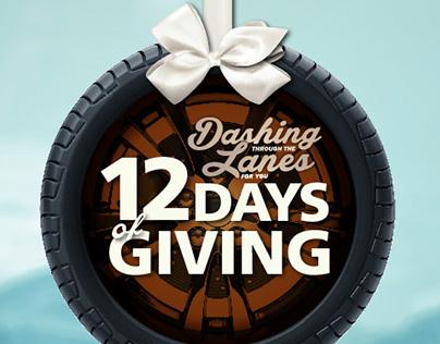 12 Days of Giving – Manheim Digital Marketplace