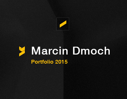 Marcin Dmoch Portfolio 2015