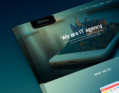 ProfITech [web design]