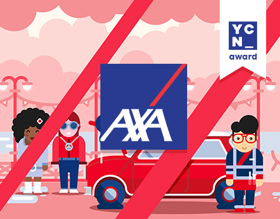 AXA / Timeless | YCN Student Awards Commendation 2015