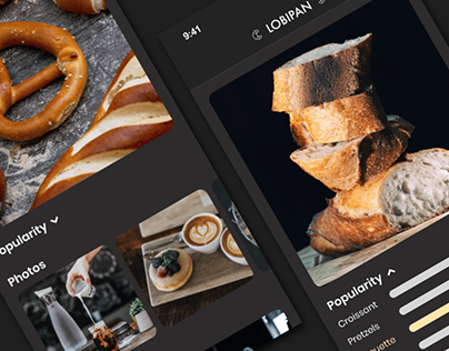 Adobe XD Daily Creative Challenge 2019 Day1