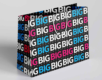 Big Sound Festival Re-Brand