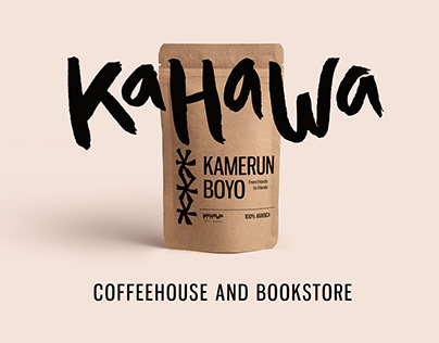 Kahawa Coffee Shop, Roasting Company and Book Store