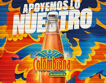 Colombiana - Hagamos lo que diga el corazón
