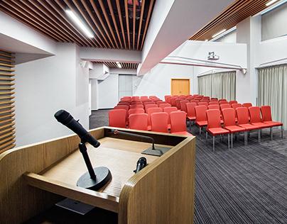 Design interior - Vega, Clio & Orion Conference Rooms