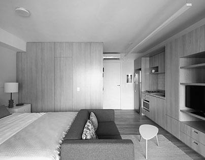 Apartamento Brasil 1213
