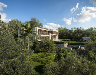 Villa in Cap d'Antibes