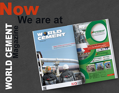 intermaint in World Cement Magazine