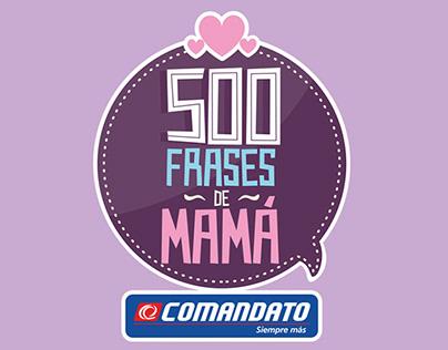 500 frases de mamá
