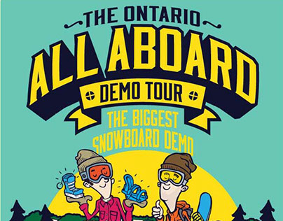 ALL ABOARD DEMO TOUR