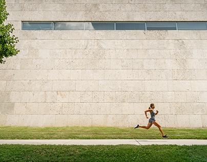 Matrix Fitness - Running 18