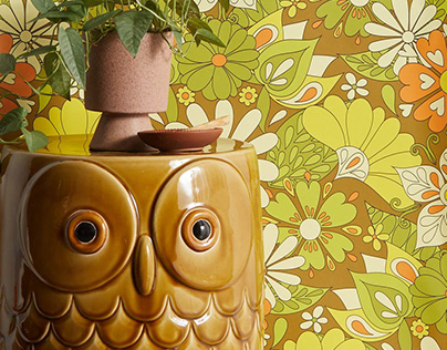 Wallpaper Designs for Urban Outfitters