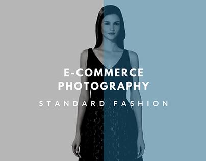 E-commerce Photography (Standard Fashion)