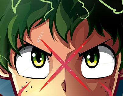 My Hero Academia: Deku: Full Cowl