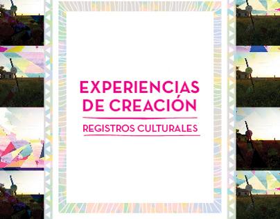 Editorial Design -Estación Pringles - Espacio Quinihual