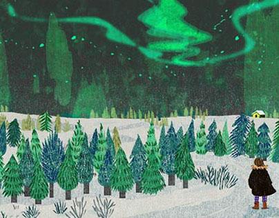 aurora travelog