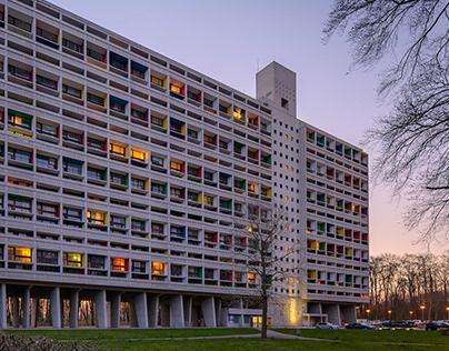 Cité Le Corbusier