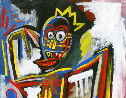 Plagiat of Basquiat