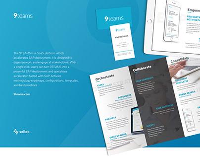 Company branding, Website Design UX/UI