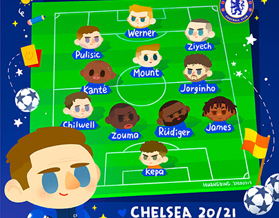 Come on Chelsea!