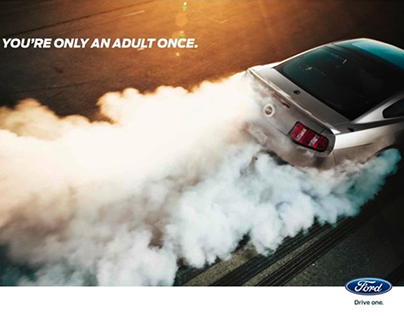 Ford - Outdoor Campaign