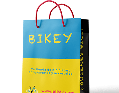 Bikey Web Home Page