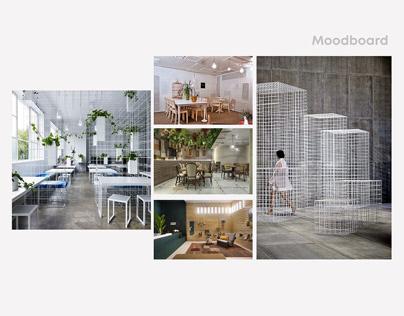 Soluções e Moodboard - Ateliê Patrícia Malvaccini