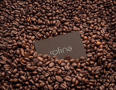 cofina coffe (LOGO&VISUAL IDENTITY)