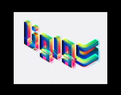 Hibrayer typography challenge