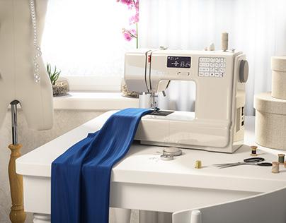 Dressmaker room