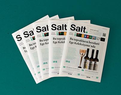 SALT / NEWSPAPER