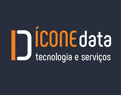 Íconedata - Redesign de id. visual e criação de Website