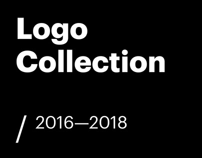 Logo Collection 2016–2018