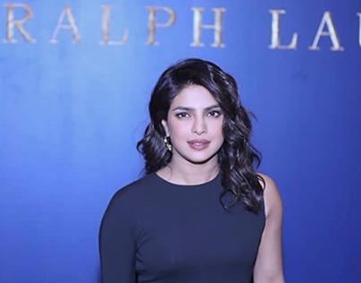 Ralph Lauren - Priyanka Chopra