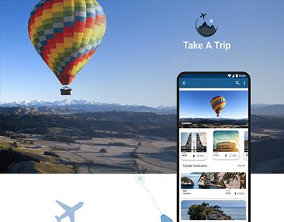 Take A Trip Android Presentation