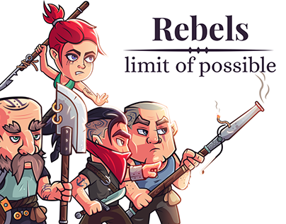 Rebels: limit of possible