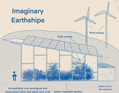 Imaginary Earthships 1
