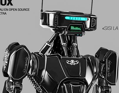 Luxury Crew Robot