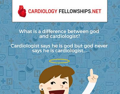 Cardiology Fellowships Jokes on Behance