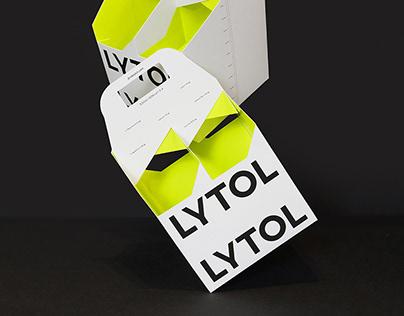 LYTOL Branding & Packaging