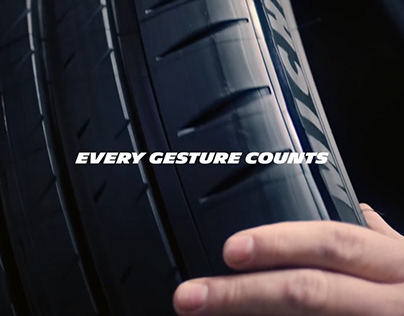 """Every Gesture Counts"" for Michelin"