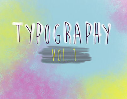typography vol 1 (updated)