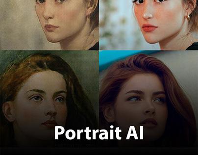 Portrait AI   Portrait Avatar Generator