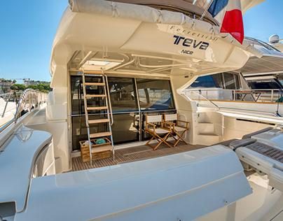 Ferretti 551 M/Y TEVA - Cannes