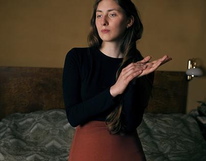 Valeria - painter from Belarus